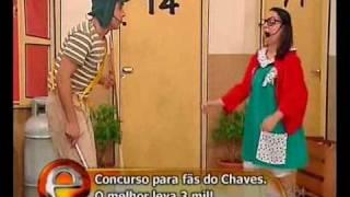 LA VEM O CHAVES-PROGRAMA DA ELIANA-SBT - Davi Carriel