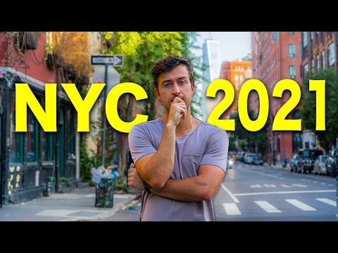 Is New York City WORTH IT in 2021 !?