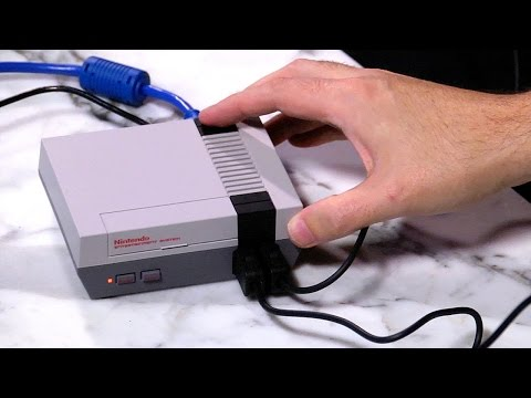 NES Classic Edition: Quick Look