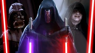 TOP 10 Most Powerful SITH