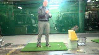 Golf Instruction Center Face Contact