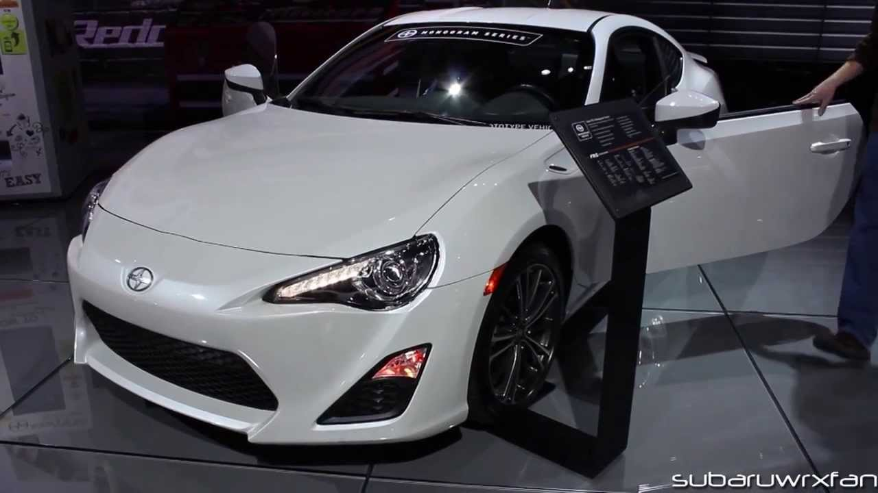 Scion FR-S Monogram Series Detailed Look and Discussion: Detroit ...