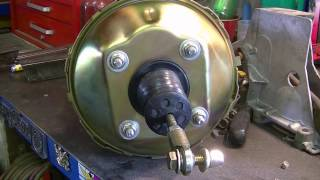 New Power Brake Booster and Master for the '53