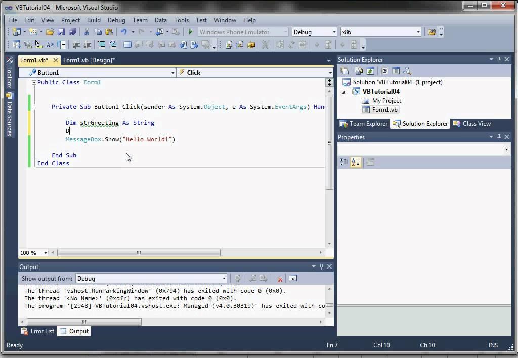 visual basic validate textbox input