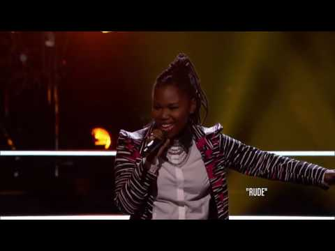 Anita Antoinette - Rude | Knockout | The Voice 2014