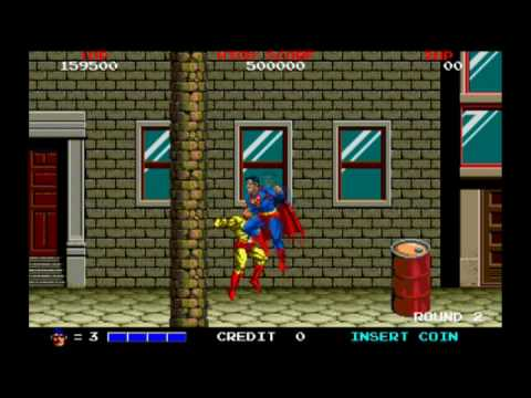 Superman - The Arcade Game