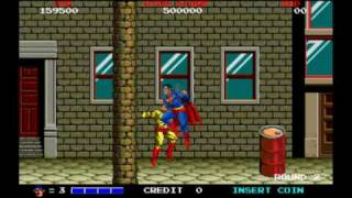 Game | Superman The Arcade Game | Superman The Arcade Game