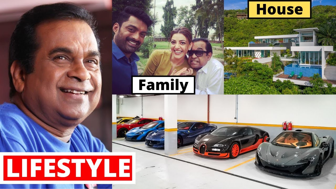 Brahmanandam Lifestyle 2020, Wife, Income, House, Cars, Family, Biography, Movies, Son & Net Wor