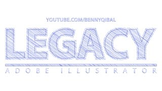 Illustrator Text Scribble Effect Tutorial