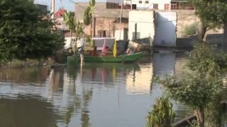 The Flood in Vrindavan