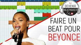 Beatmaking : FAIRE UNE INSTRU POP POUR.. BEYONCE !