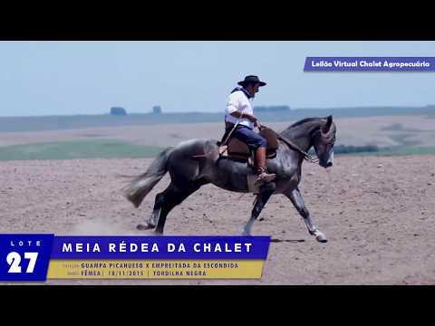LOTE 27 - Meia Redea da Chalet