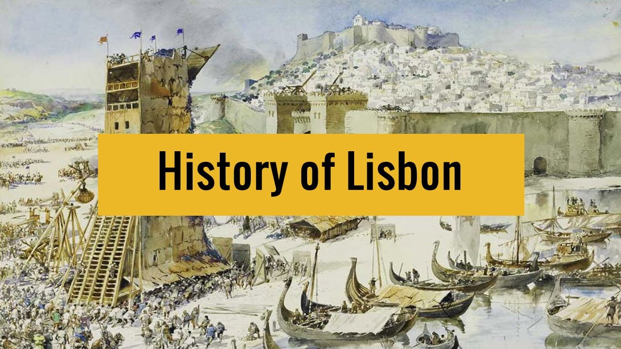 Download History of Lisbon : From the beginning to christian siege in 1147
