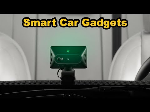 9 Best Smart Car Gadgets & Accessories (2018)