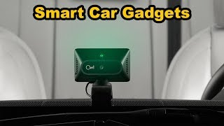 9 Best Smart Car Gadgets & Accessories (2018)