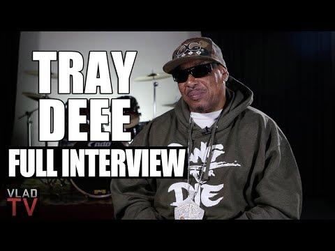 Tray Dee on Tekashi 6ix9ine, Dr. Dre, Cardi B, Big Meech, Suge (Full Interview)