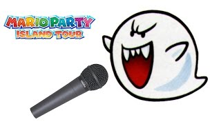 The Choicest Voice - Mario Party Island Tour