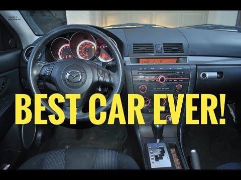 2005 Mazda 3 Review