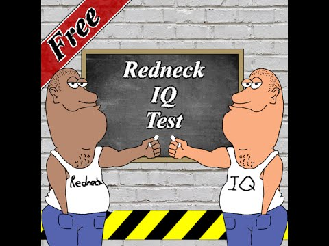 Redneck IQ Test (Mobile Game)