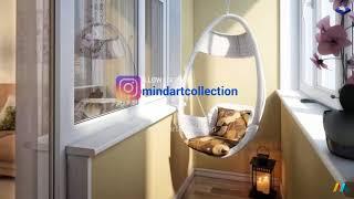 Interior Design Beautiful  Belcony Designs for Home
