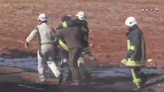 Русские самолеты в Сирии учинили очередную бомбежку. Убиты и ранены 77 человек