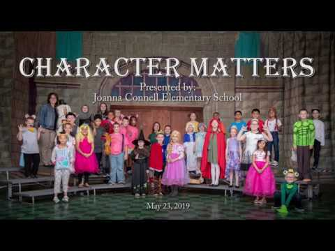 Character Matters : Joanna Connell Elementary School