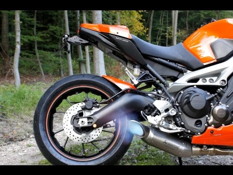 yamaha mt 09 akrapovic ermax by planet racing rouen youtube. Black Bedroom Furniture Sets. Home Design Ideas
