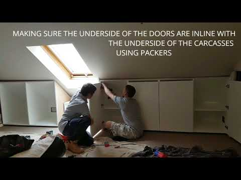 How to make eaves storage in your loft space - HD