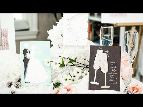Wedding Card Design with Hallmark Signature Artist, Mandy Freeman - Hallmark Channel