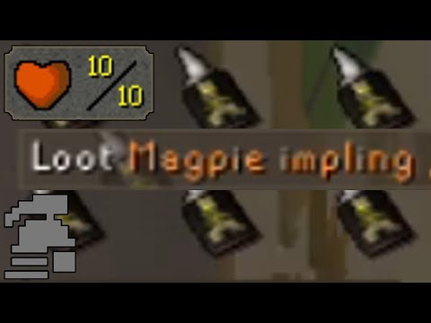 Magpie Implings Are Easy GP For New Ironman (#4)