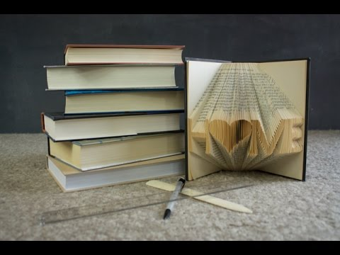 DIY Folded Book