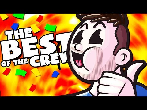 THE BEST OF THE CREW! - Funny Moments Montage! #2