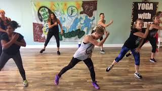 Dance fitness with Susan