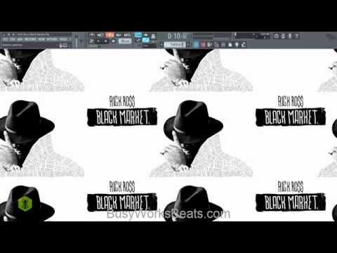 Rick Ross Black Market Tutorial in FL Studio