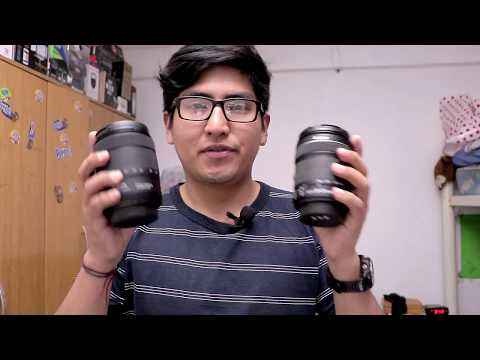 Canon 18-135 USM VS STM Con 80D - Opinion