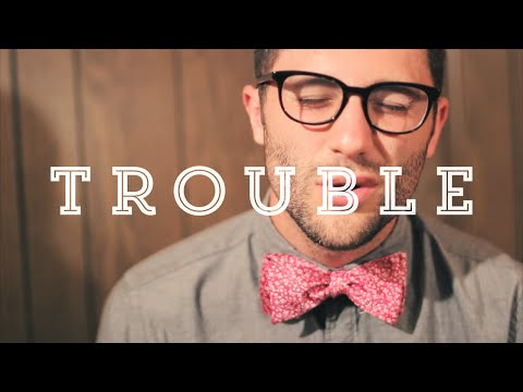 Bryce Merritt • Trouble | Live From The Simplest Thing