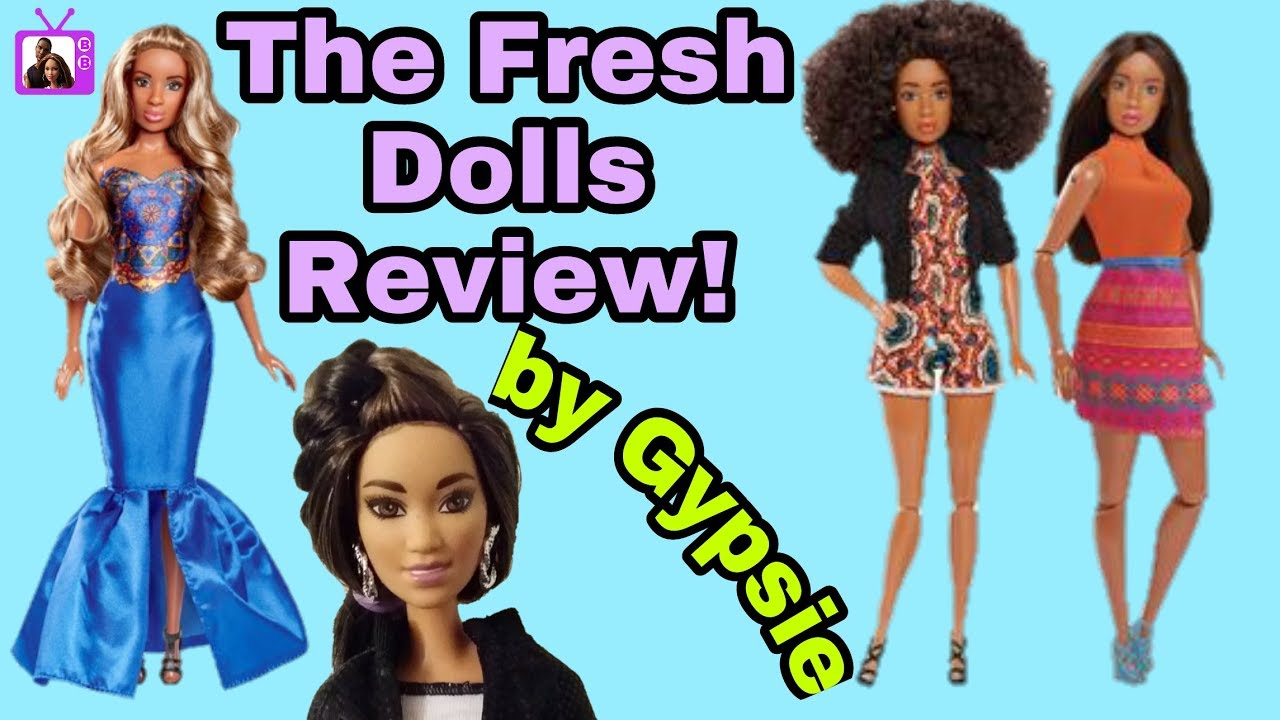 The 2018 TheFresh Dolls 2 In 1 Doll Review And Fashion Pack Show THE MOST DETAILED REVIEW