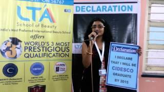 Declaration - Ms. Rumela Thumbnail
