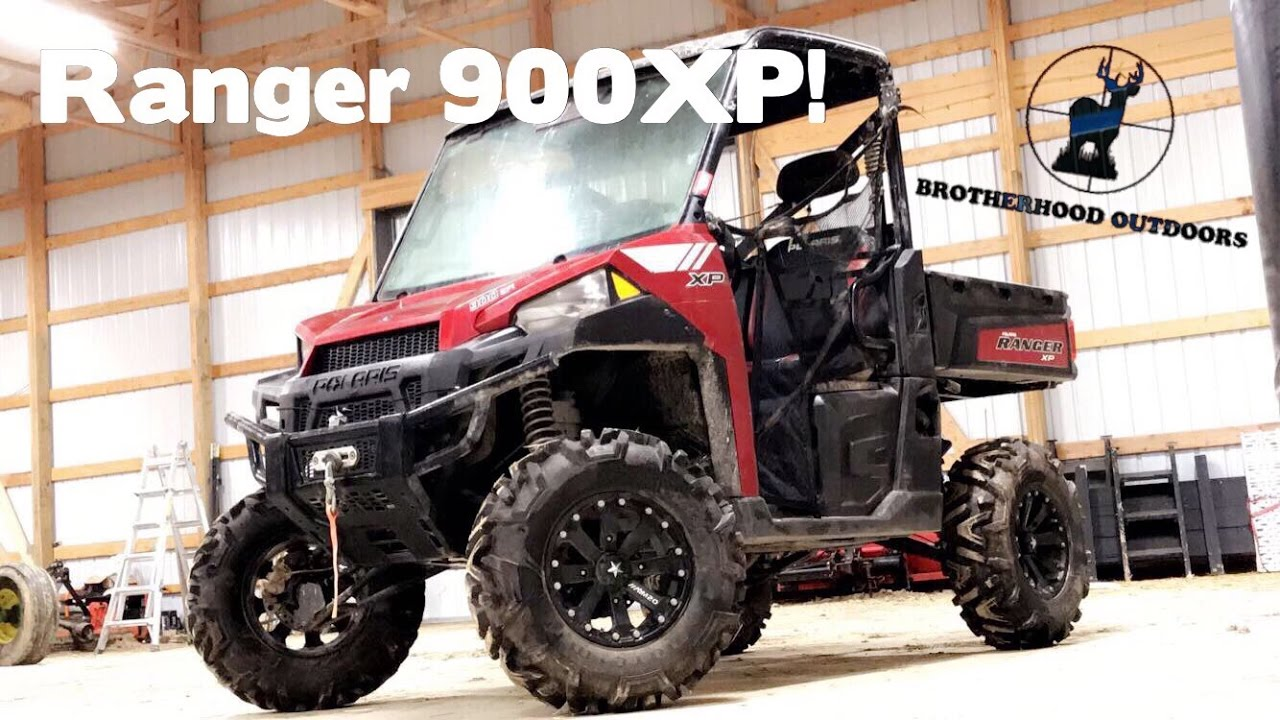Polaris Ranger 900XP Modifications! | What you Need To Know | Lift & Tires!