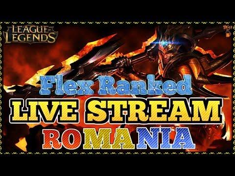 🔴[ Live #104] League of Legends - Flex Ranked - DIAMOND V - 27 LP ❗[ LIVE ROMANIA ] 🍺