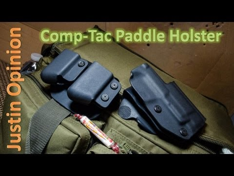Comp-Tac Speed Holster - First look