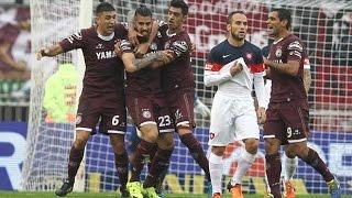 Video: Final del Torneo Primera División / Lanús 4 San Lorenzo 0