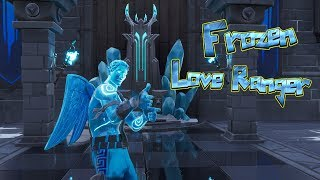 New Frozen Love Ranger Skin Game-play I Fortnite Frozen Legends Pack Skins
