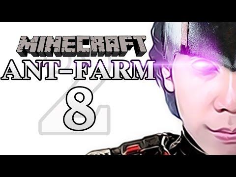 Minecraft Ant-Farm 2 | ผจญภัยดินแดนมด 2 | ตอนที่ 8/10