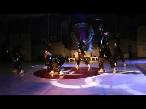 Modus Dance | Street Show Adults small groups | LITHUANIAN CUP 2012