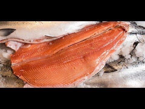Honey Glazed Cedar Planked Salmon - Pure Food Fish Market