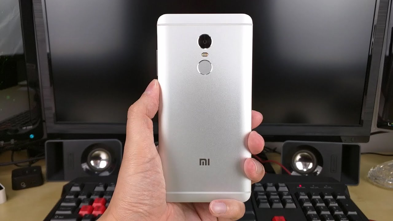 xiaomi redmi note 4 unboxing and first look   youtube