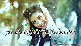 ❤ Tu jaan hai Armaan hai || most love romantic song Dedicate to my love WhatsApp status❤