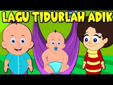 Lagu Kanak Kanak Melayu Malaysia - LAGU TIDURLAH ADIK