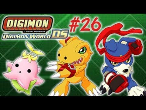 Digimon World DS Walkthrough Part 26 - The Digimon Data Squad Farm Quests